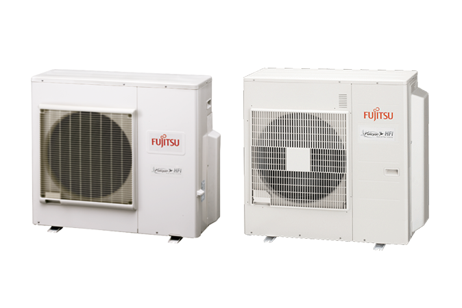 Hybrid Flex Inverter: Halcyon™ MULTI-ROOM MINI-SPLIT SYSTEMS