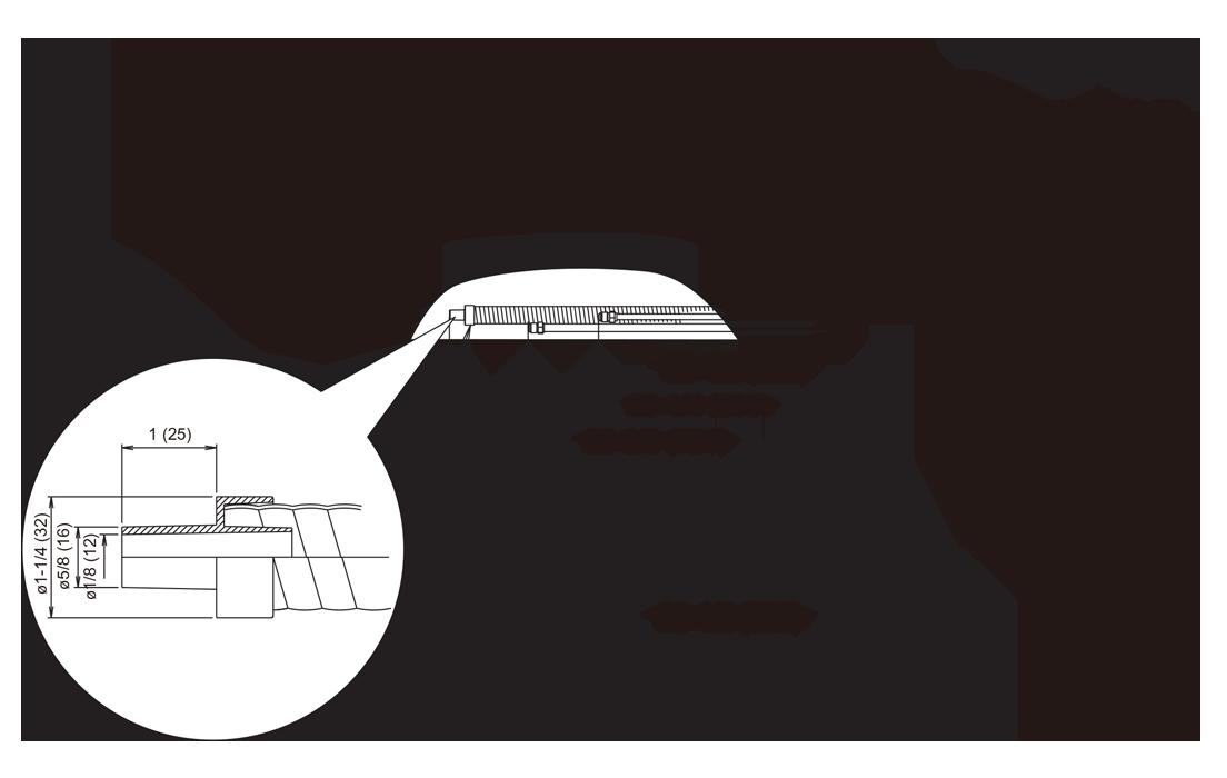 36rlxb Entry Level Wall Mounted Halcyon Single Room