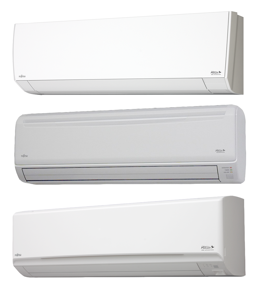 Indoor Unit Systems: ASU9RLS3, ASU12RLS3, ASU15RLS3